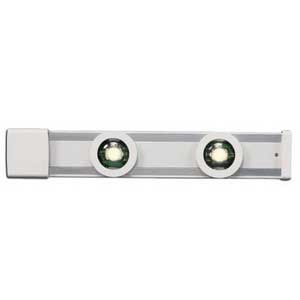 Halo hu2024p led under cabinet lighting track 24 hu20 white mozeypictures