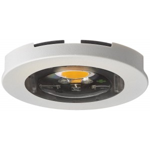 Halo hu20p830p led under cabinet lighting puck hu20 3000k white mozeypictures