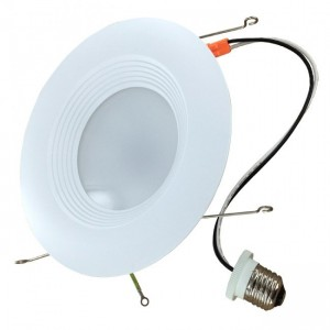 led lighting in kitchen halo lt460wh6930 led downlight kit 4 quot retrofit baffle trim 6930