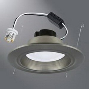 led lighting in kitchen halo rl560wh6930 led downlight kit 5 quot 6 quot retrofit baffle 6930