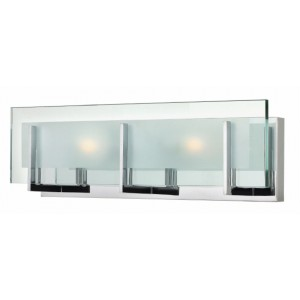hinkley lighting 5652cm led led bathroom light 6 6w latitude 2