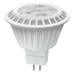 Tcp Led712vmr16v27kfl Mr16 Led Bulb Bi Pin 7w 50w Equiv Dimmable 2700k 500 Lm