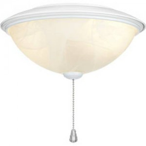Nutone LK30AWH Ceiling Fan Light Kits