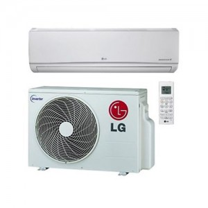LG LS120HEV Ductless Air Conditioning System