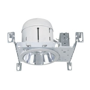 Liton lh7ica recessed light can 120v 75w 6 standard housing white aloadofball Image collections