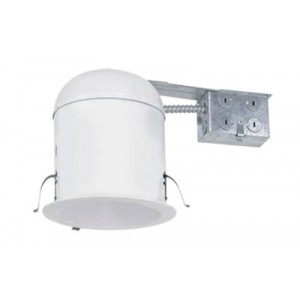 Liton lh7rica recessed light can 120v 150w 6 remodel housing ic liton lh7rica recessed light can 120v 150w 6 remodel housing ic airtight white aloadofball Image collections