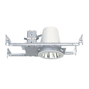 Liton lh99a recessed light can 120v 75w 4 airtight standard liton lh99a recessed light can 120v 75w 4 airtight standard housing white aloadofball Image collections