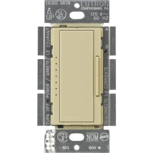 Lutron MA-600-IV Wall Dimmers