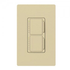 Lutron MA-L3L3-IV Wall Dimmers