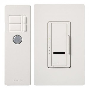 Lutron MIR-1000T-WH Wireless Dimmers