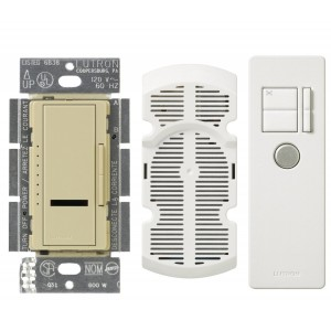 Lutron MIR-FQ4FMT-IV Fan Speed Control