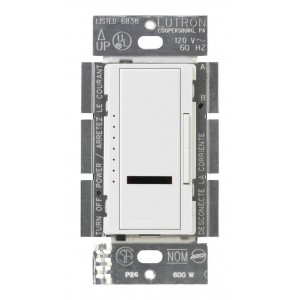 Lutron MIRLV-600-WH Wireless Dimmers