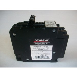 Murray MP2020N 20 Amp Duplex Type, MH-T Single-Pole Circuit Breaker - 120V
