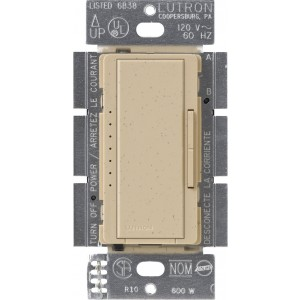 Lutron MSCLV-600M-DS Wall Dimmers