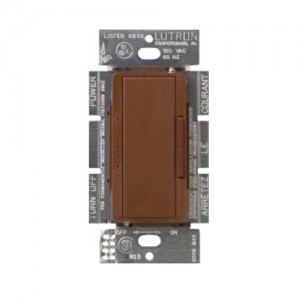 Lutron MSCLV-600M-SI Wall Dimmers