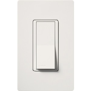 Lutron CA-1PSH-WH Rocker Switches
