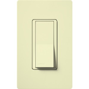 Lutron CA-4PSH-AL Rocker Switches