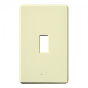 Lutron Fw 1 Al Electrical Wall Plate Fassada Screwless