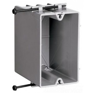 Pass & Seymour S122RS Plastic Electrical Box