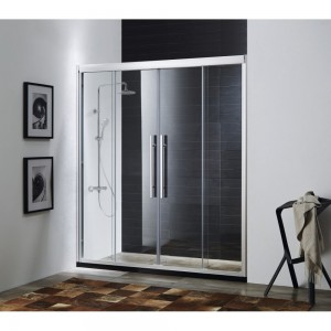 Paragon Bath 0ADR-584B Shower Doors
