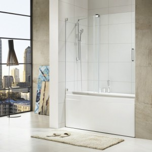 Paragon Bath 0ASBS04-P Shower Doors