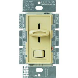 Lutron S-600P-IV Wall Dimmers