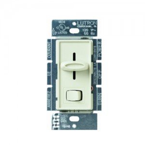 Lutron S-600P-LA Wall Dimmers