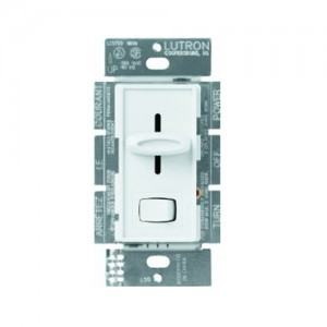Lutron S-603P-WH Wall Dimmers