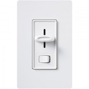 Lutron S-603PG-WH Wall Dimmers
