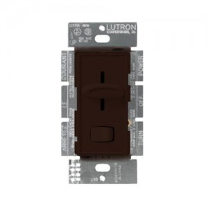 Lutron SELV-300P-BR Wall Dimmers