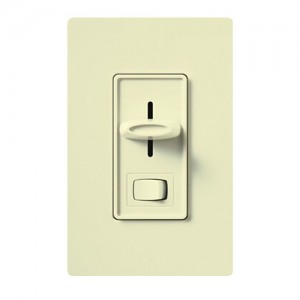 Lutron SLV-600P-AL Wall Dimmers