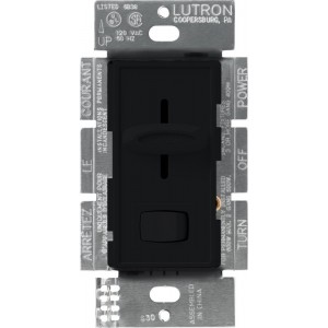 Lutron SLV-600P-BL Wall Dimmers