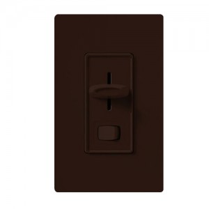 Lutron SLV-600P-BR Wall Dimmers