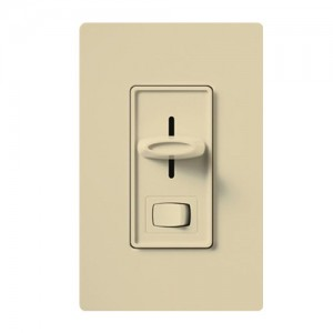 Lutron SLV-600P-IV Wall Dimmers