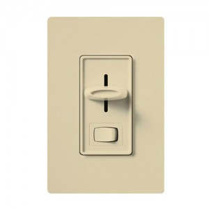 Lutron SLV-603P-IV Wall Dimmers