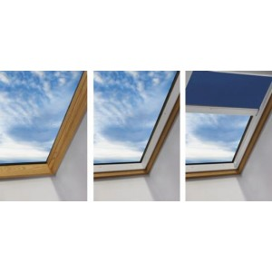 Velux zzz 232t skylight thermolite blind adaptor kit for Velux accessori
