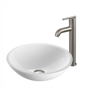 VIGO Industries VGT211 Bathroom Sink and Faucet Combos