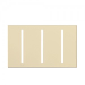 Lutron VTW-3-IV Specialty Wall Plates