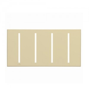 Lutron VTW-4-IV Specialty Wall Plates