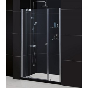 DreamLine DL-6422C-01CL Shower Door and Base Sets
