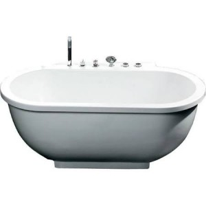 Ariel Bath AM128JDCLZ Step-In Whirlpool Tubs