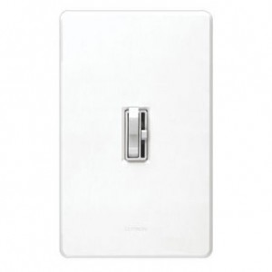 Lutron AYCL-153P-WH LED Dimmers