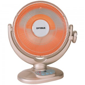 Optimus OPSH4438 Ceramic Heaters