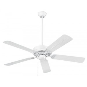 Nutone CFO52WH Ceiling Fan