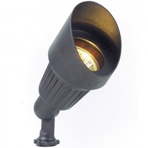 Corona Lighting CL-501-BK Landscape Spot Lights