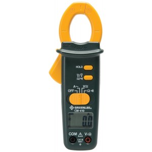 Greenlee CM-410 Clamp-On Meter