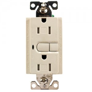 Cooper Wiring 9566TRDS GFCI Outlets