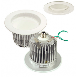 Cree lr6 6 led downlight retrofit cree lighting lr6 led downlight kits aloadofball Image collections