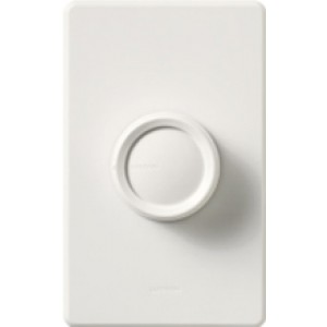 Lutron D-603P-WH Wall Dimmers