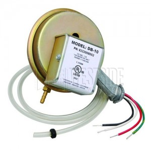 Fantech DB10 Variable Speed Control